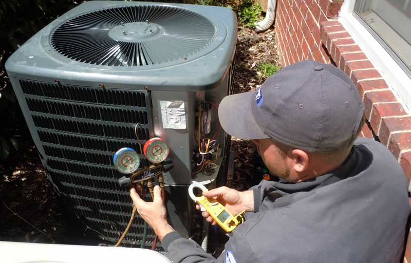 central air conditioner repair encino